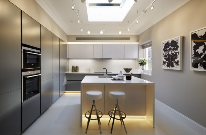Luxury Modern Kitchen in Chelsea, London