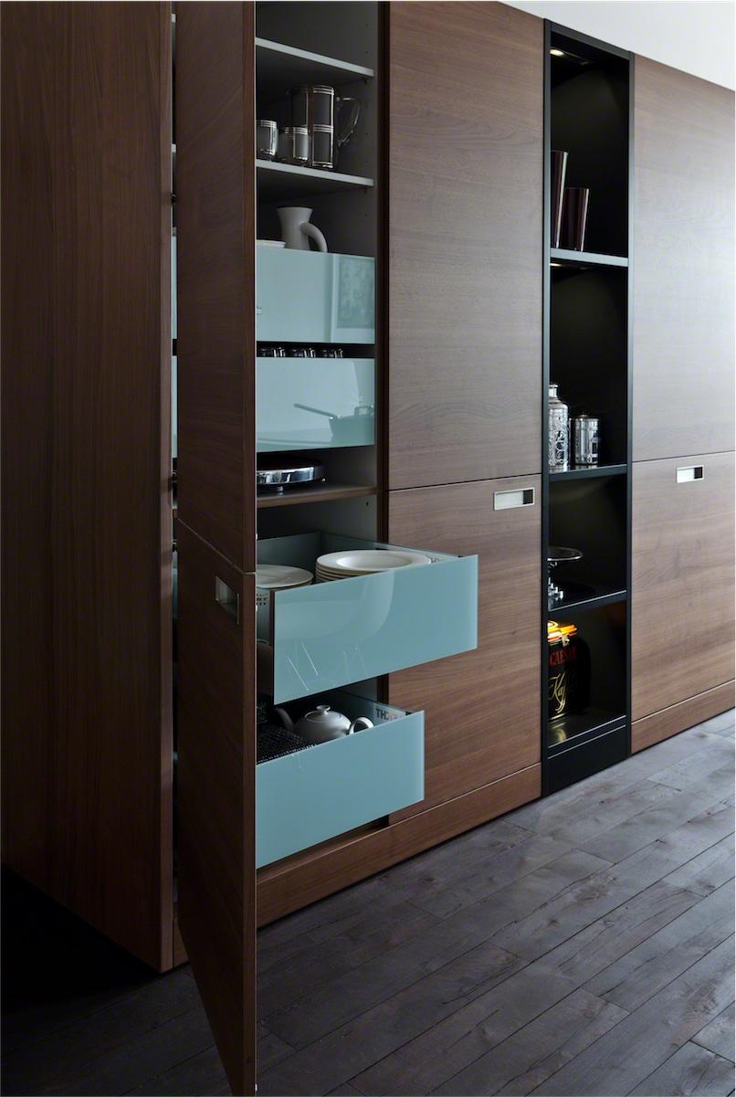 Leicht Kitchen: Classic-FS Topos Kitchens