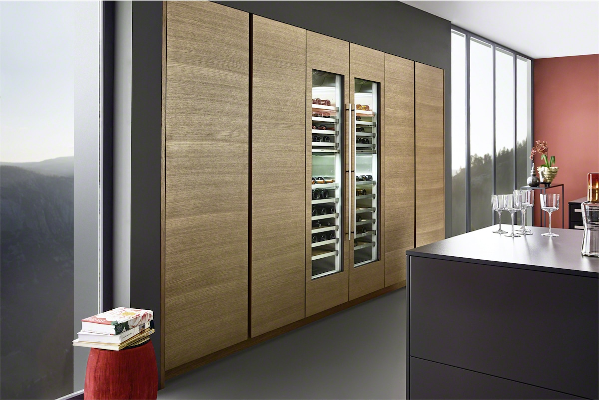 Leicht bondi kitchens modern kitchens london elan kitchens for Modern kitchen london