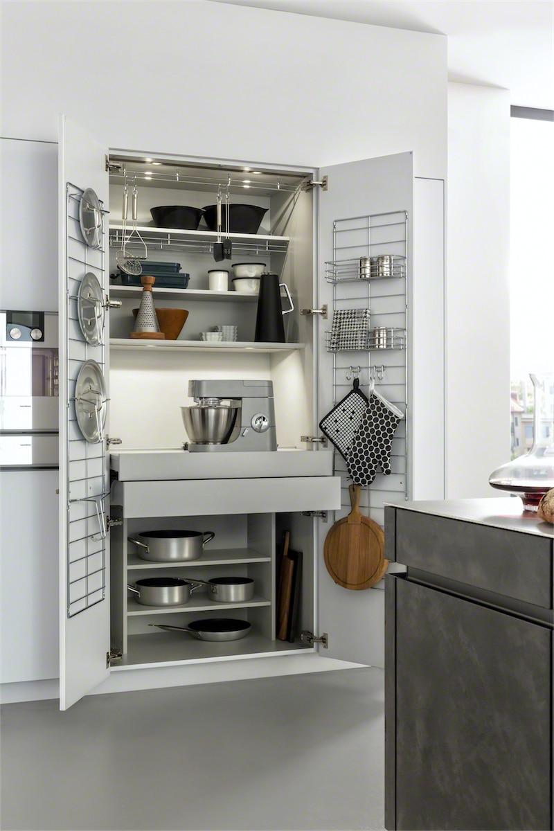 Concrete A Leicht Kitchens Modern Kitchen London Elan Kitchens