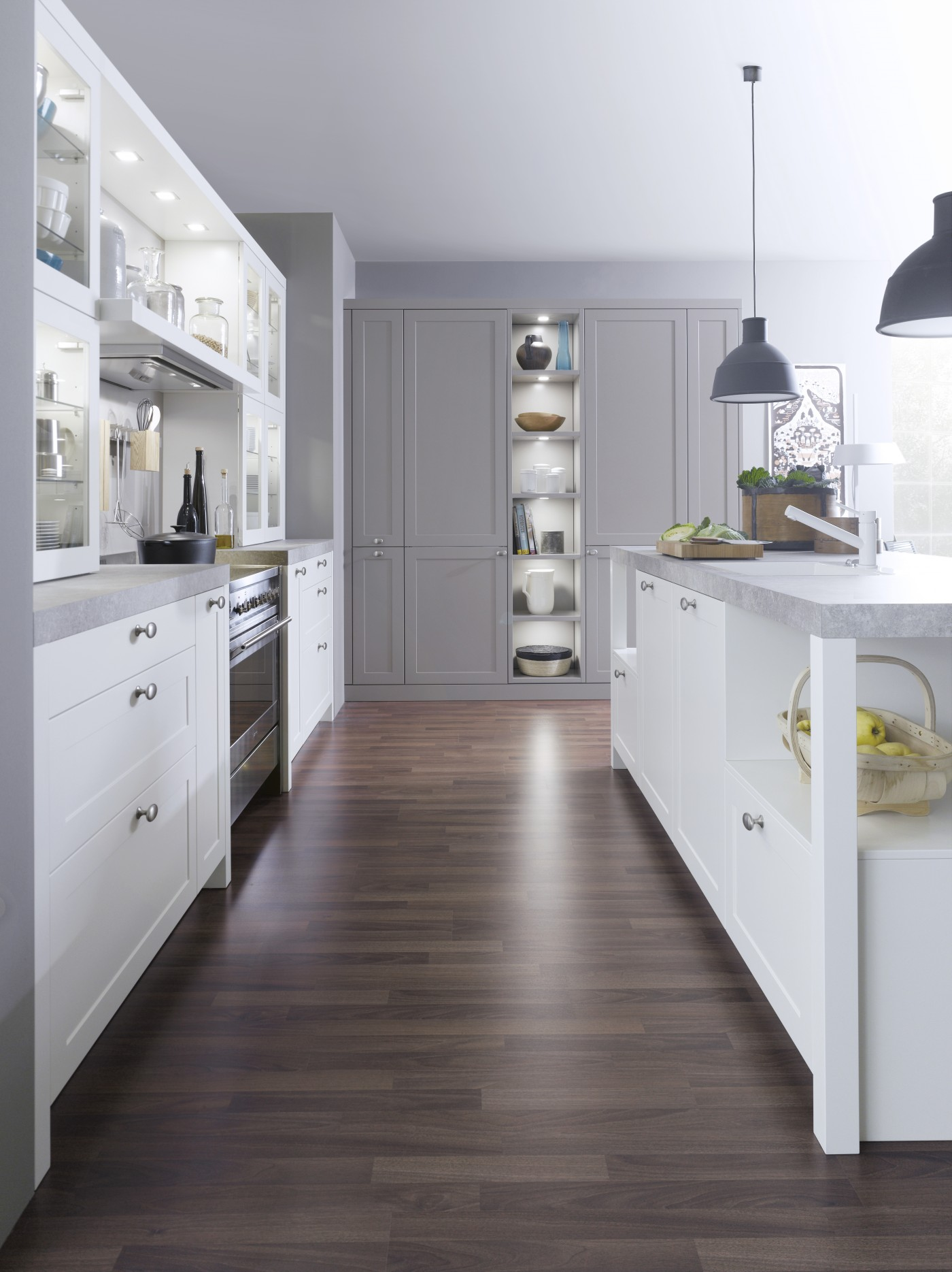 Leicht Carre Fs Kitchens Luxury Contemporary Kitchen