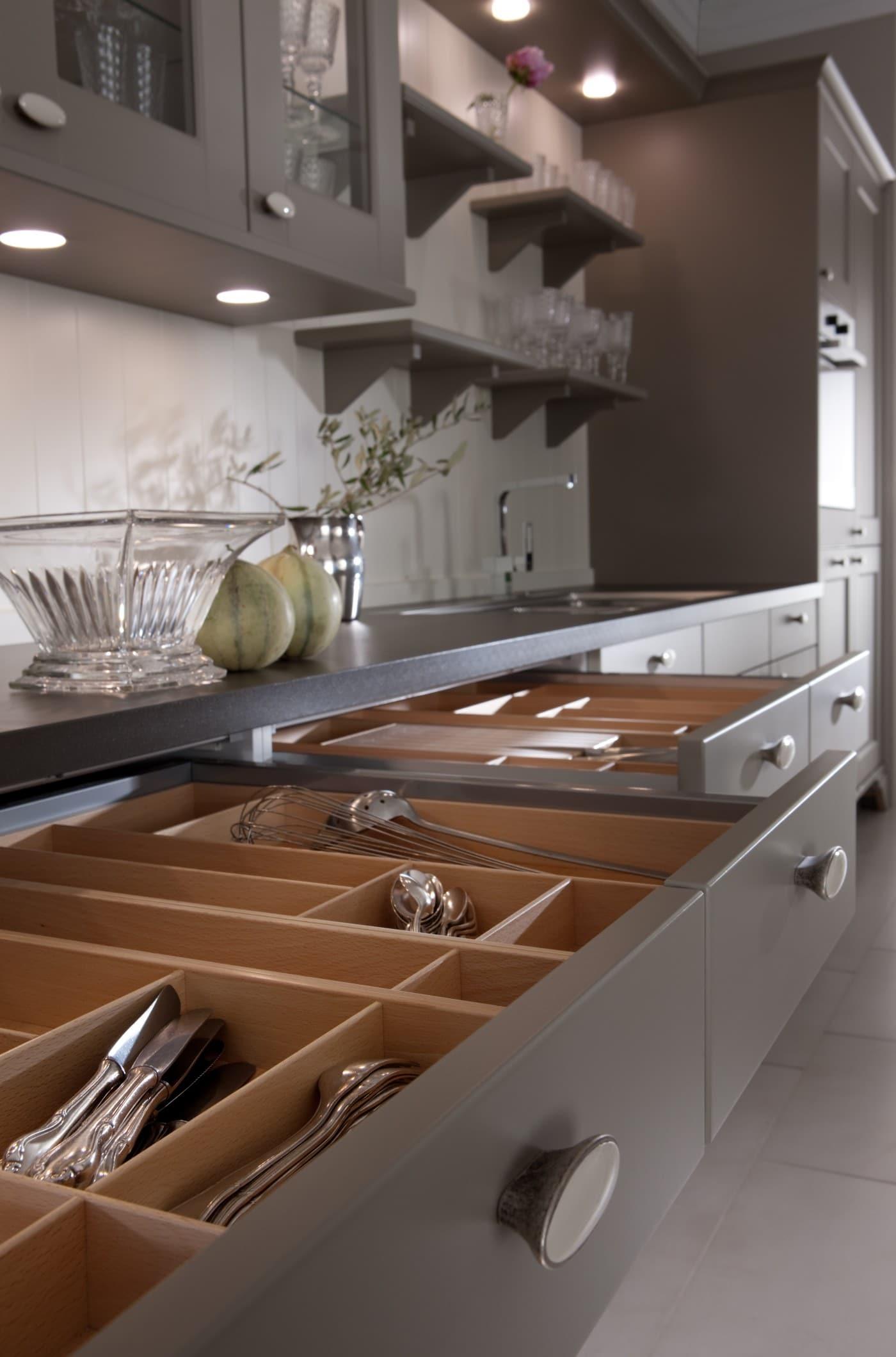 Domus Leicht Kitchens Traditional Kitchens London Elan