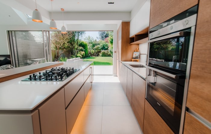 Luxury Kitchen in Wimbledon, London