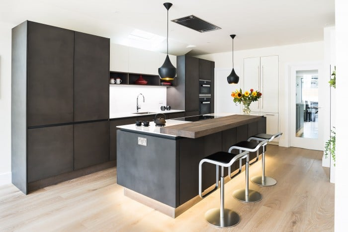 Bespoke Kitchen in Southfields, London
