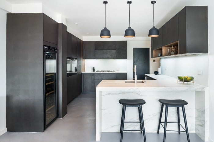 Modern Kitchen in Angel, London
