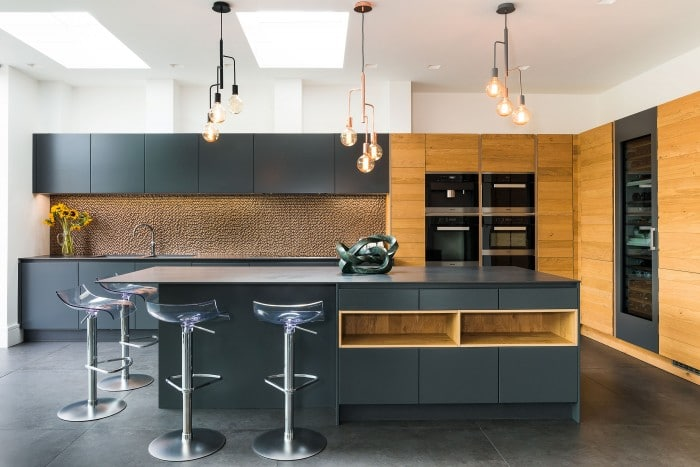 Family Kitchen in Wimbledon, London