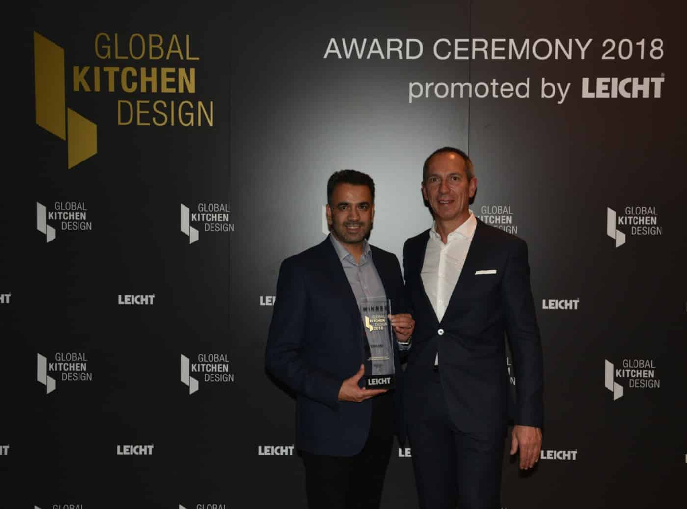 LEICHT Global Kitchen Design Awards